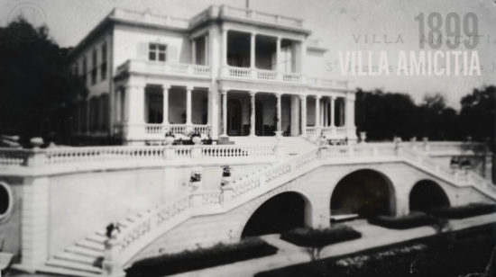 The Curious Chronicles of Villa Nellcote tells the story of a single villa on the French Riviera, from its conception in 1899 until 1974.